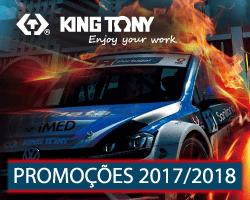 PROMOÇÕES KING TONY 2017-2018
